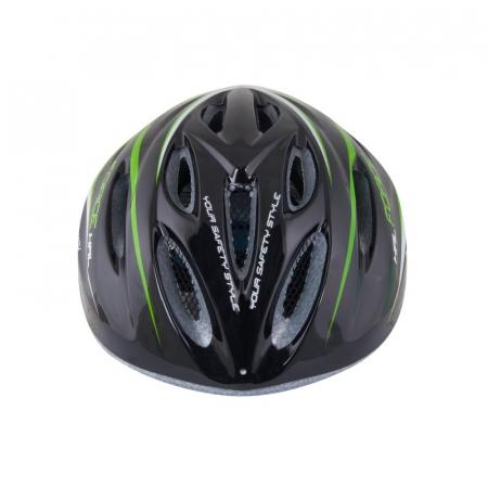 Casca Force Hal negru/verde/alb1