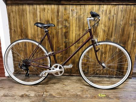 Bicicleta de dama 7 viteze COBI Bicycle [0]