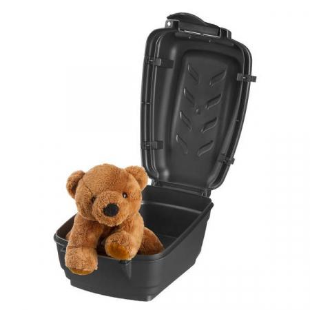 """Cutie Portbagaj Plastic 5l M-WAVE """"AMSTERDAM EASY BOX S""""1"""