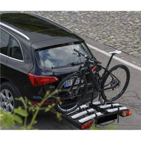 Suport biciclete Menabo Antares Plus pentru 3 biciclete cu prindere pe carligul de remorcare, pliabil [7]