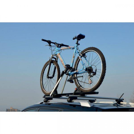 Suport bicicleta Menabo Juza cu prindere pe bare transversale11