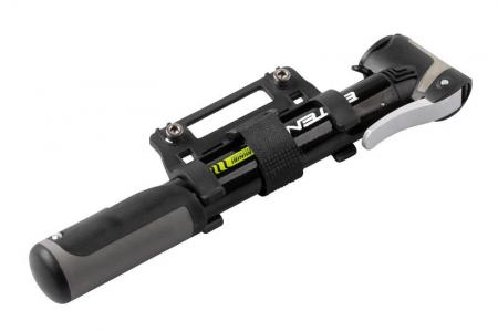 Pompa Mini EXTEND MINIBI Telescopica Aluminiu 7 Bar 100 PSI [0]