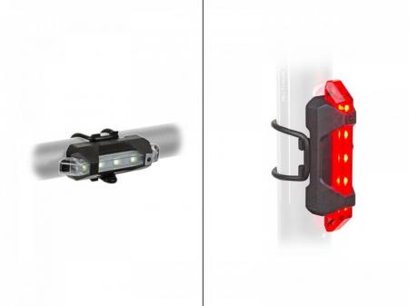 Set Flash cu Acumulator AUTHOR A-Stake Mini USB [0]