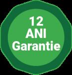 12 Ani Garantie