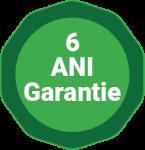 6 Ani Garantie