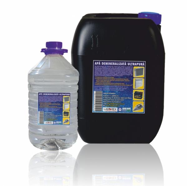 Apa demineralizate Ultrapura 0