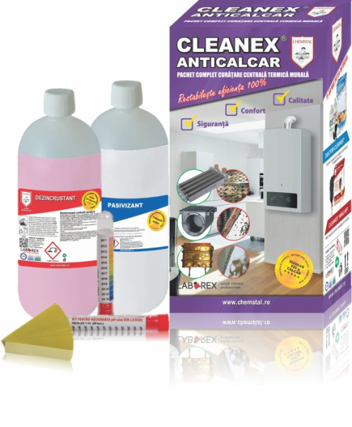 Cleanex Anticalcar 0