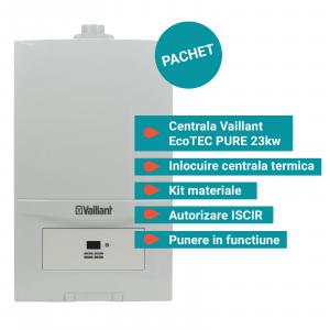 Pachet Vaillant EcoTec Pure1