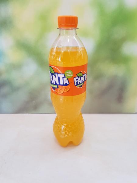 Fanta portocale 0.5l 0