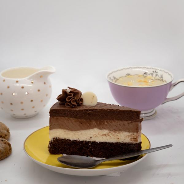 Mousse trei ciocolate [0]