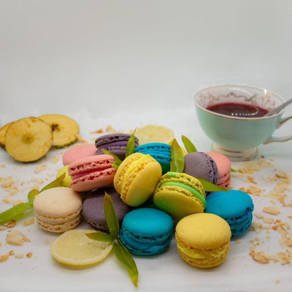 Platou Macarons [0]