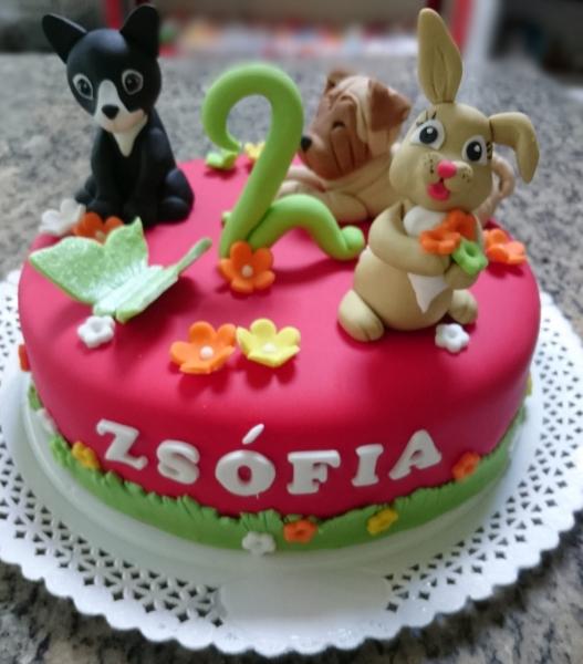 Tort animalute 0