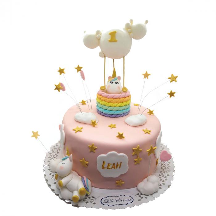 Tort botez unicorn [0]