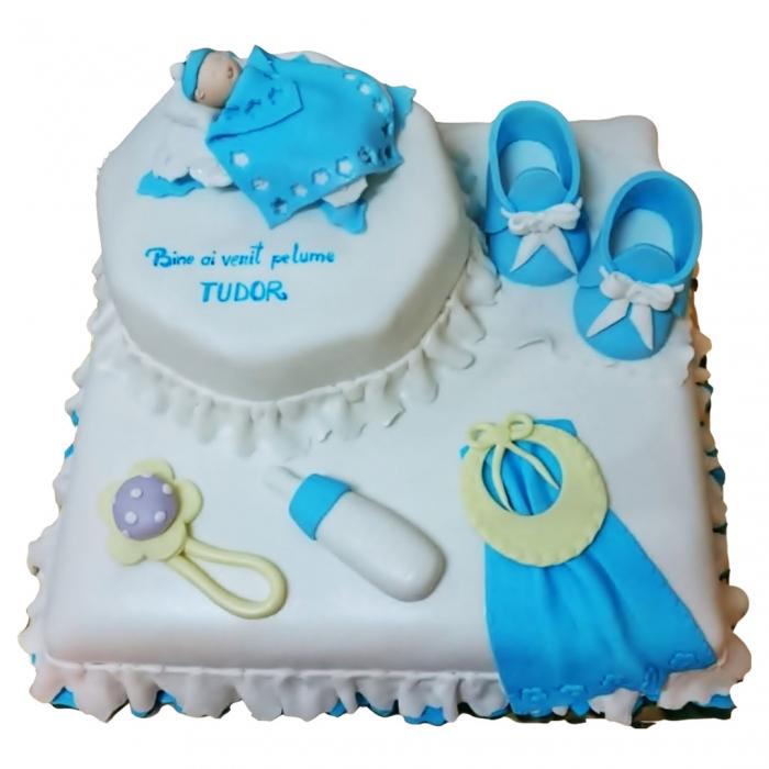 Tort botez trusou bebe [0]