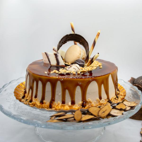 tort caramel 0