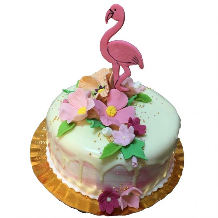 Tort flamingo model 1 [0]