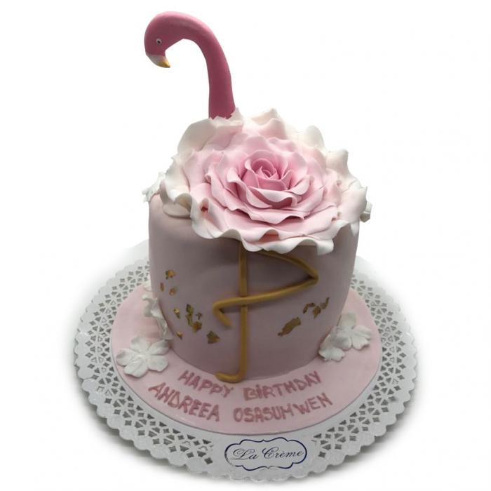 Tort flamingo model 2 [0]
