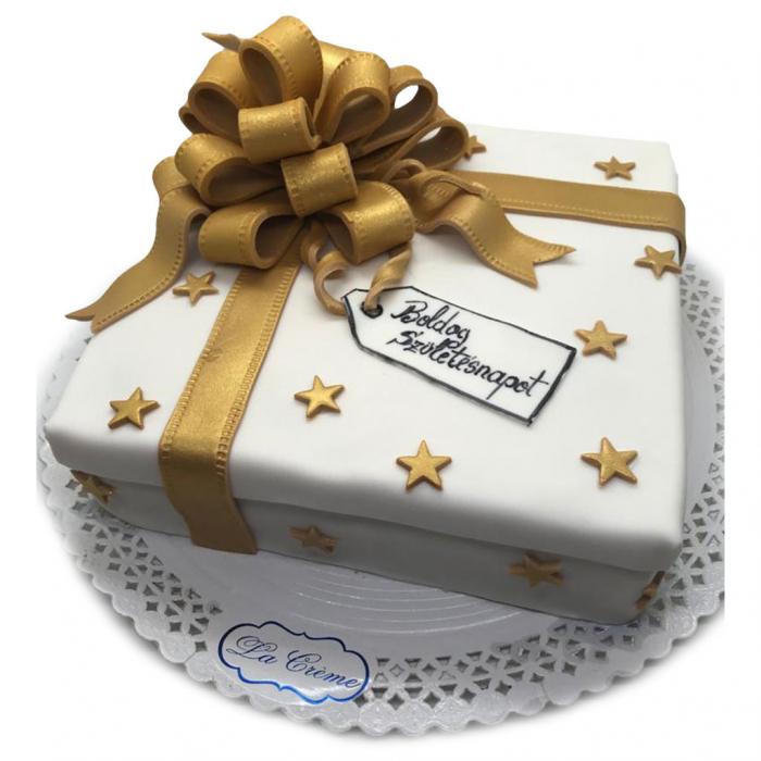 Tort pachet cadou [0]