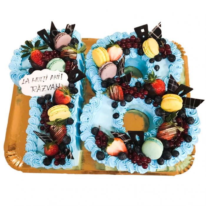Tort majorat model 8 [0]