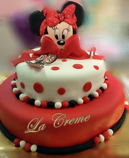 Tort Minnie Model 3 0