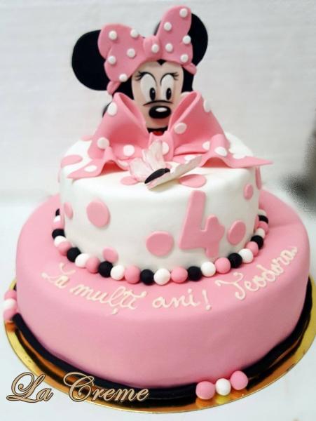 Tort Minnie Model 3 1