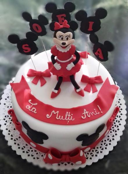 Tort Minnie Model 4 0