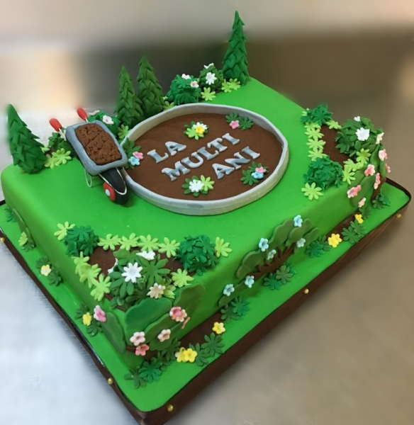 Tort gradina 0