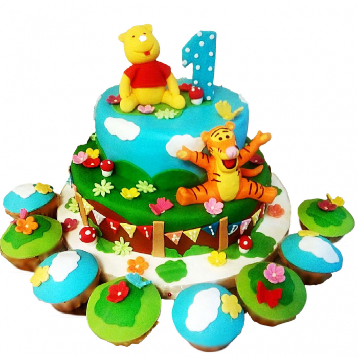 Tort Winnie the Pooh Model 1 [0]