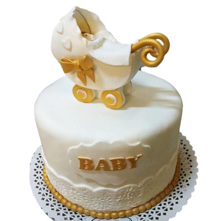 Tort botez carucior model 2 [1]