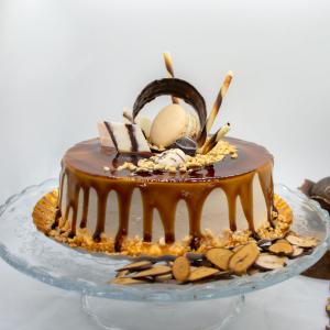 Tort Caramel1