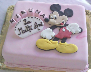 Tort Mickey Mouse1