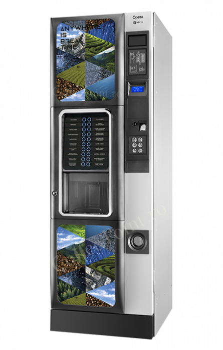 Automat cafea Necta Opera Espresso 8oz-12oz [0]