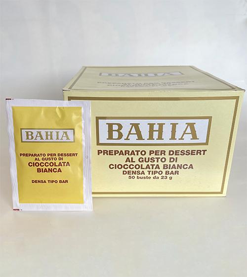 Bahia Ciocolata alba densa 25g 50 plicuri [0]