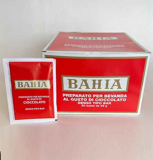 Bahia Ciocolata clasica densa 25g 50 plicuri [0]