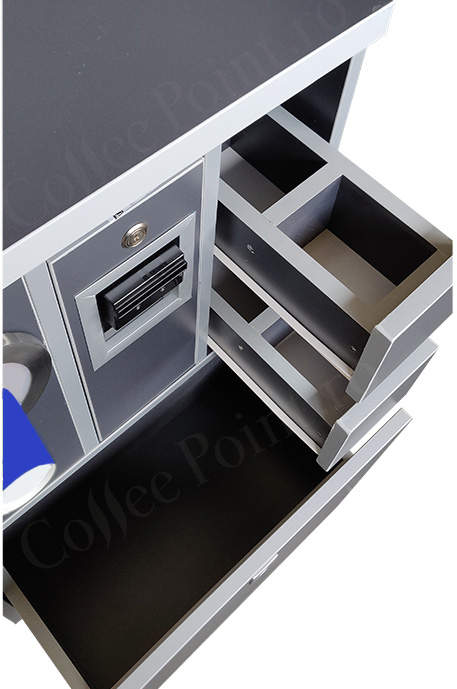 Cabinet aparat cafea VM3 Antracit [1]