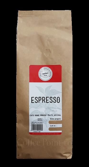 Cafea boabe proaspat prajita Espresso 1kg [0]