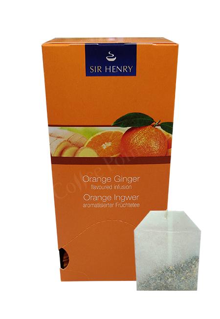 Ceai plic Sir Henry Portocale 25buc [0]