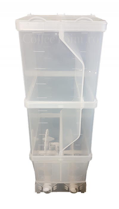 Container solubil Necta dublu [0]
