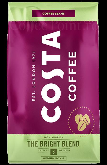 Costa Bright Blend Cafea Boabe 1kg [0]