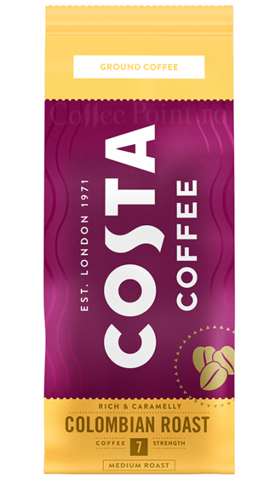 Costa Colombian Roast Cafea Macinata 200g [0]