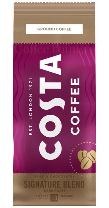 Costa Signature Blend Dark Roast Cafea Macinata 200g [0]