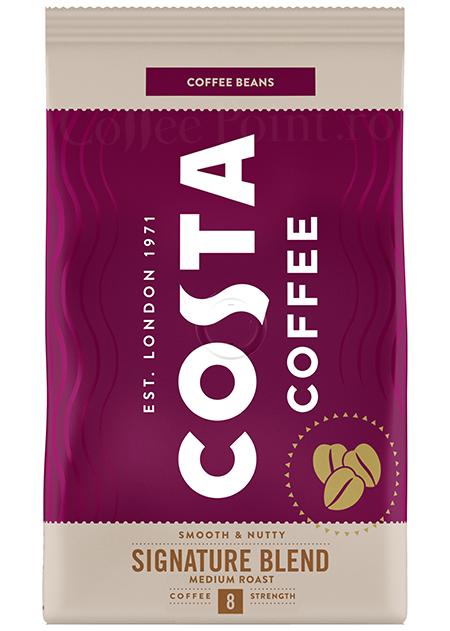 Costa Signature Blend Medium Roast Cafea Boabe 500g [0]