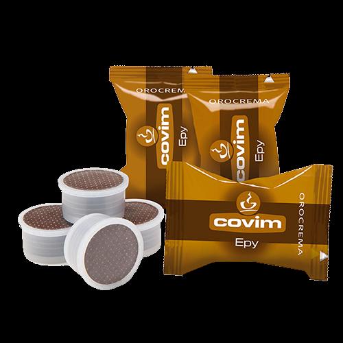 Covim Orocrema capsule Epy (compatibil Lavazza Espresso Point) 100buc [0]