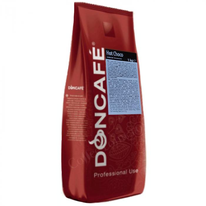 Doncafe Hot Choco ciocolata instant 1Kg [0]