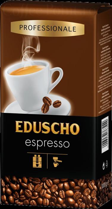 Eduscho Espresso Profesionala cafea boabe 1kg [0]