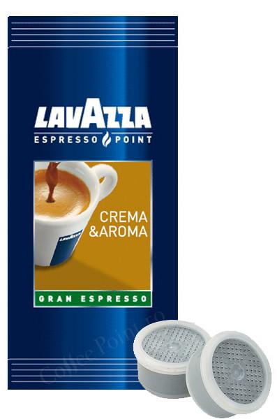 Lavazza Espresso Point Crema e Aroma Gran Espresso capsule 100buc [0]