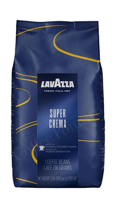 Cafea boabe Lavazza Super Crema 1kg [0]