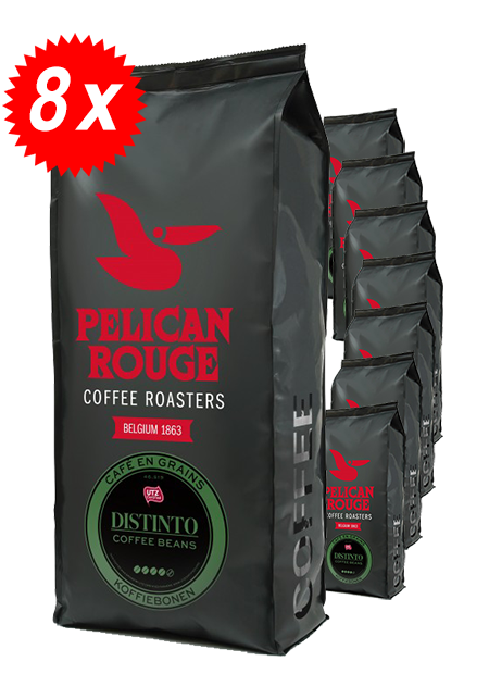 Pachet 8kg Cafea Boabe Pelican Rouge Distinto [0]