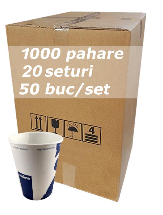 Pahar carton 12oz Lavazza City bax 1000buc [0]