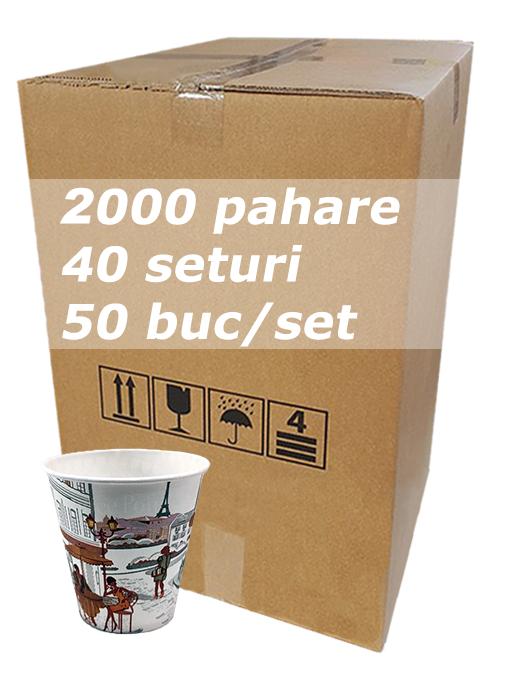Pahar carton 4oz City Life bax 2000buc [0]